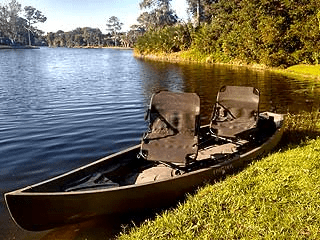 Fort Myers Bass Fishing In A Kayak
