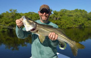 Fort Myers Fly Fishing Charters For Snook