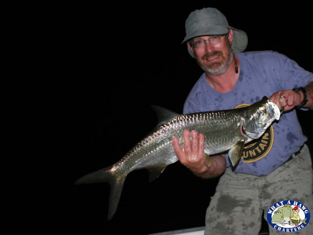 Fort Myers Fishing Charters - What A Hawg Charters