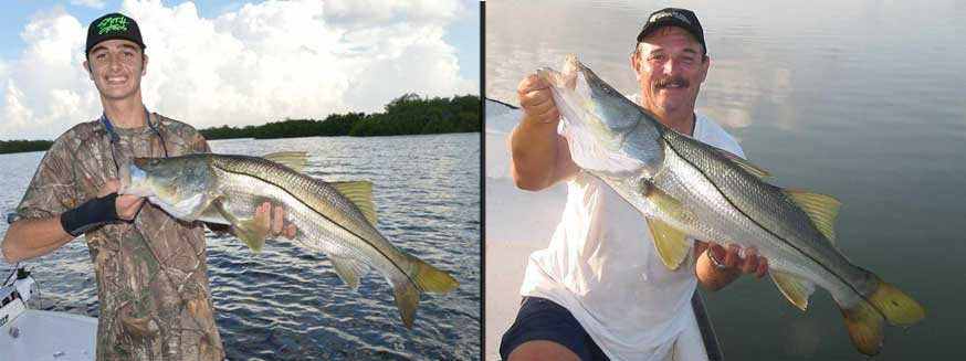 Fort Myers Snook Fishing Charters